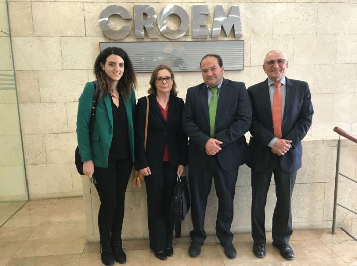 ANGEREA participó el pasado 24 de abril en la Jornada sobre Responsabilidad Ambiental y Traslado de Residuos organizada por AEMA-Murcia