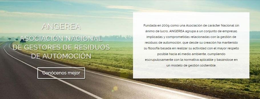 ANGEREA estrena su nueva página web