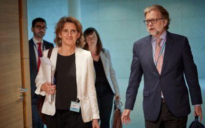 """Teresa Ribera: """"Cumplir el Acuerdo de París exige más ambición para 2030"""""""