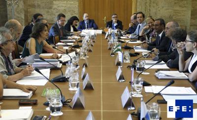 Reunión de la Conferencia Sectorial de Medio Ambiente en el Ministerio
