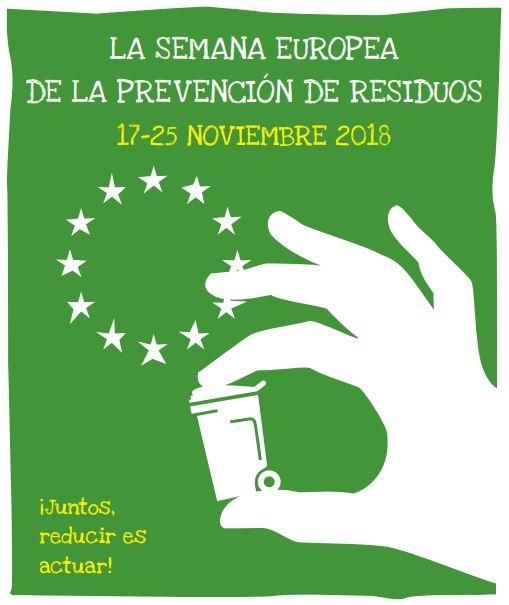 Arranca la Semana Europea de la Prevención de Residuos: 17 al 25 de noviembre