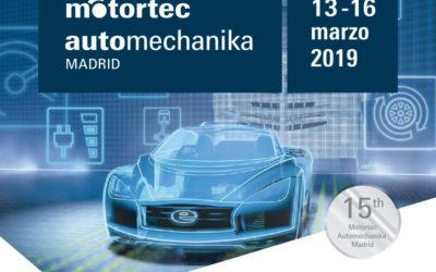 Resumen Motortec Automechanika Madrid