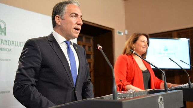 El Gobierno andaluz achaca al anterior gobierno la pérdida de 6.570 millones de inversión medioambiental privada