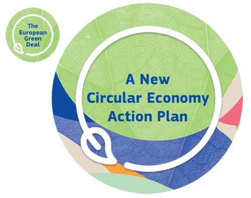Un nuevo Plan de acción de Economía Circular para una Europa más limpia y competitiva