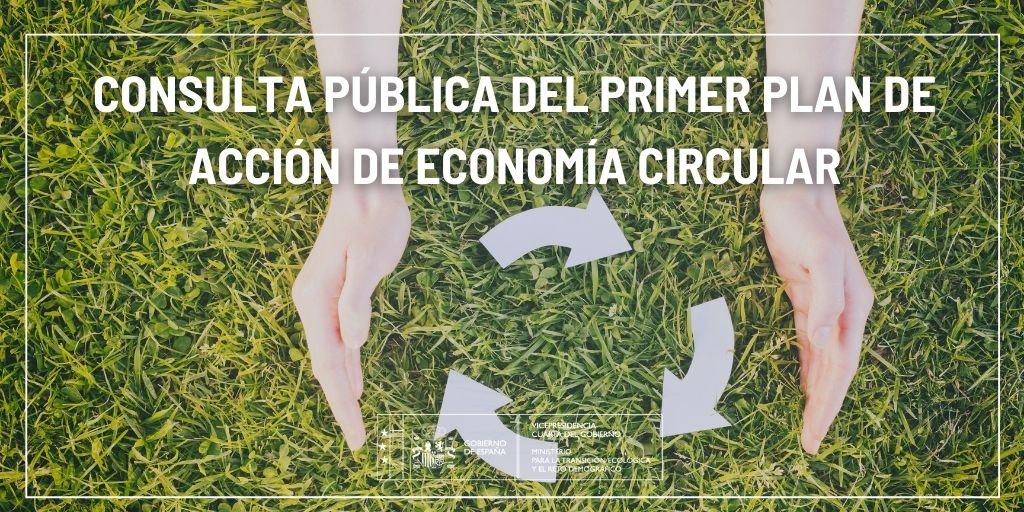 ANGEREA presenta alegaciones al Plan de Acción de Economía Circular 2021-2023